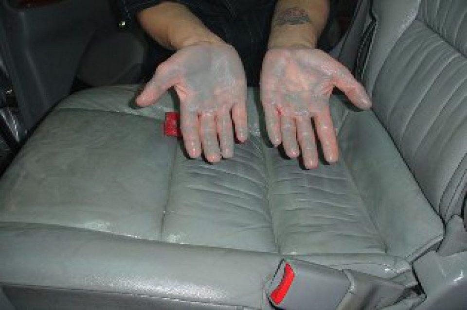 Покраска сидений авто или замена элемента